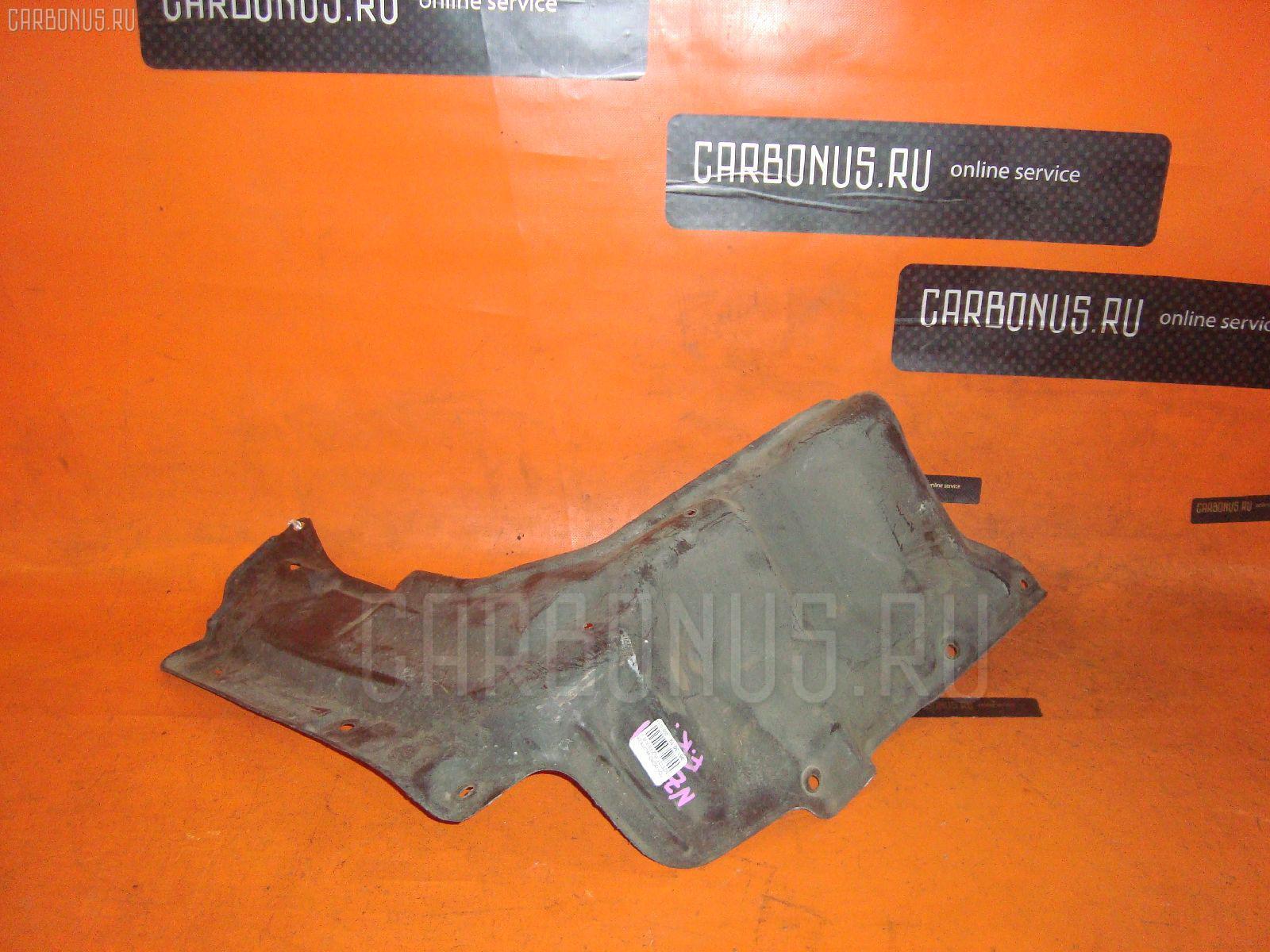 Защита двигателя TOYOTA COROLLA NZE121 1NZ-FE Фото 1