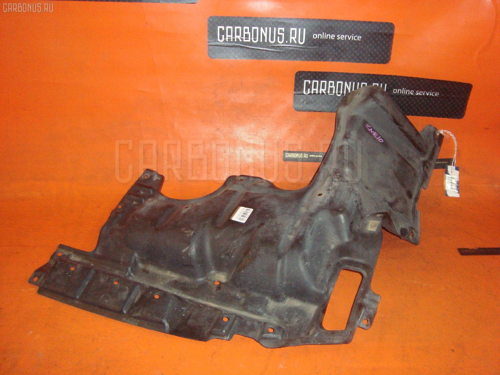 Защита двигателя TOYOTA WISH ZNE10G 1ZZ-FE Фото 2