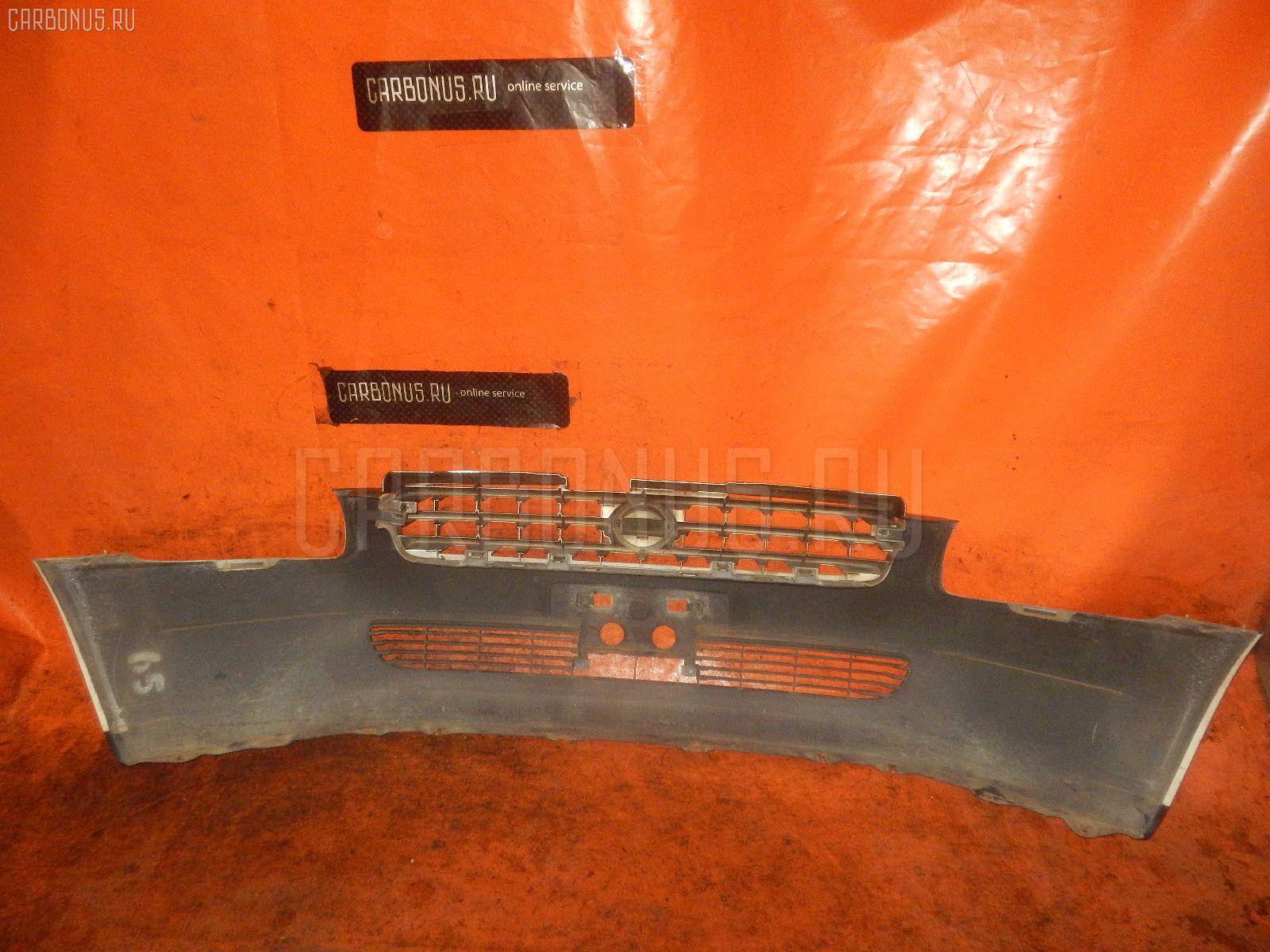 Бампер NISSAN STAGEA M35 Фото 4