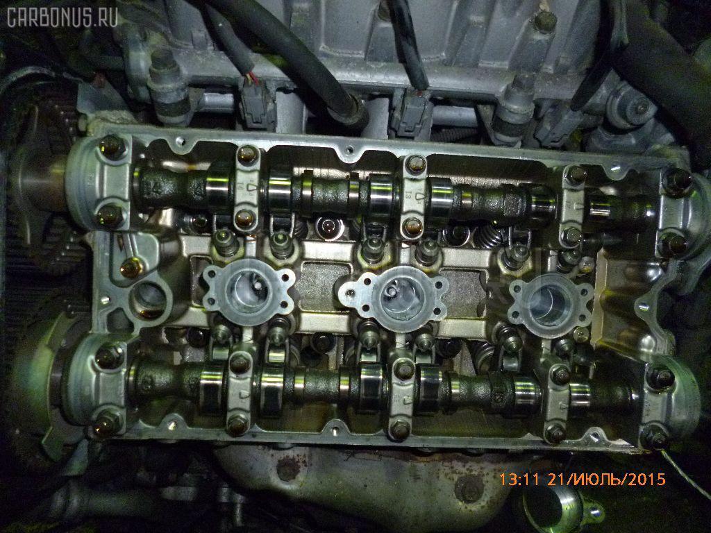 Двигатель MITSUBISHI LEGNUM EC5W 6A13-TT. Фото 6
