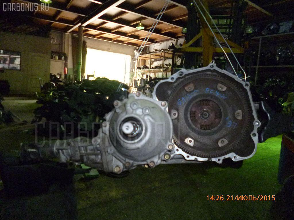 КПП механическая MITSUBISHI LEGNUM EC5W 6A13-TT. Фото 2