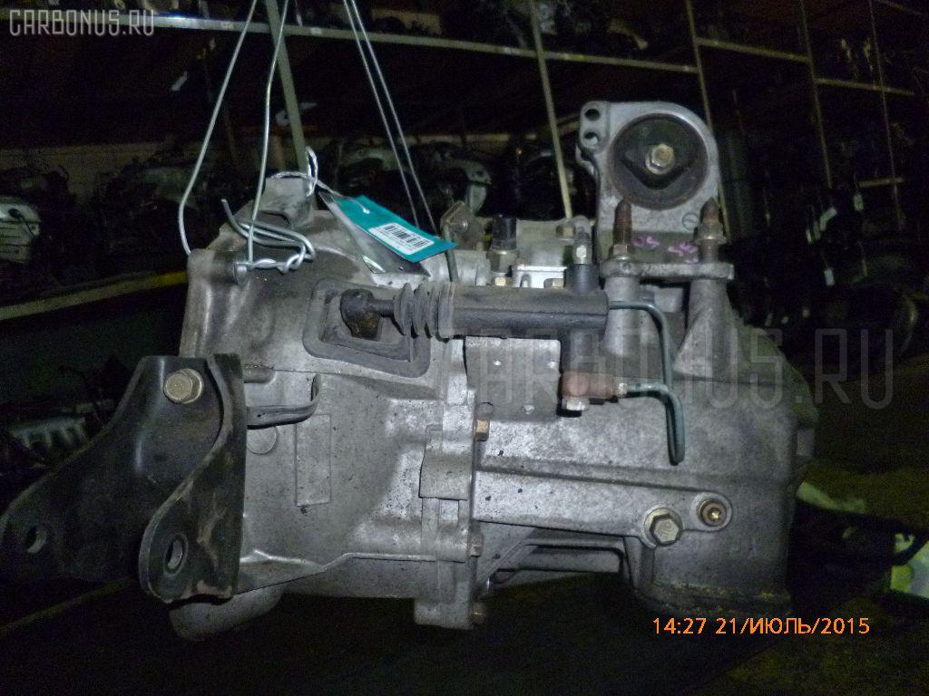 КПП механическая MITSUBISHI LEGNUM EC5W 6A13-TT. Фото 6