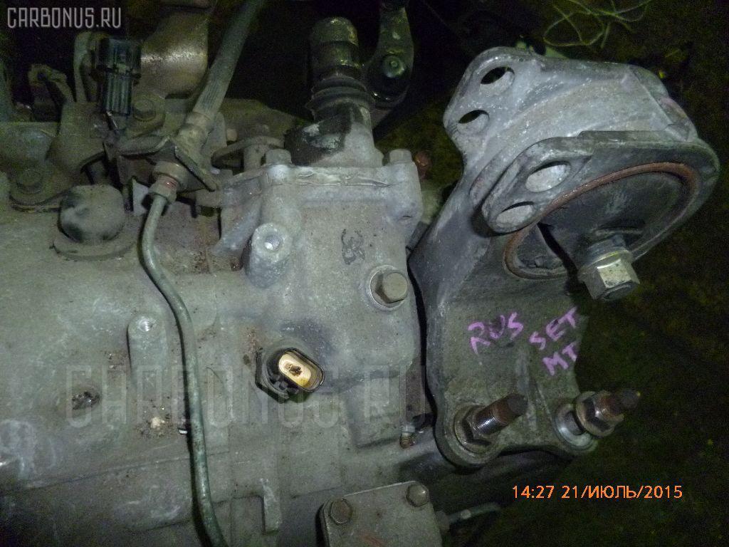 КПП механическая MITSUBISHI LEGNUM EC5W 6A13-TT. Фото 9