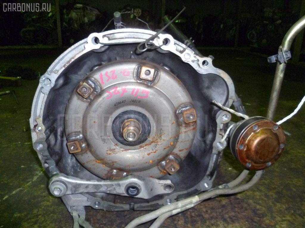 КПП автоматическая TOYOTA MARK II JZX115 1JZ-GE Фото 5