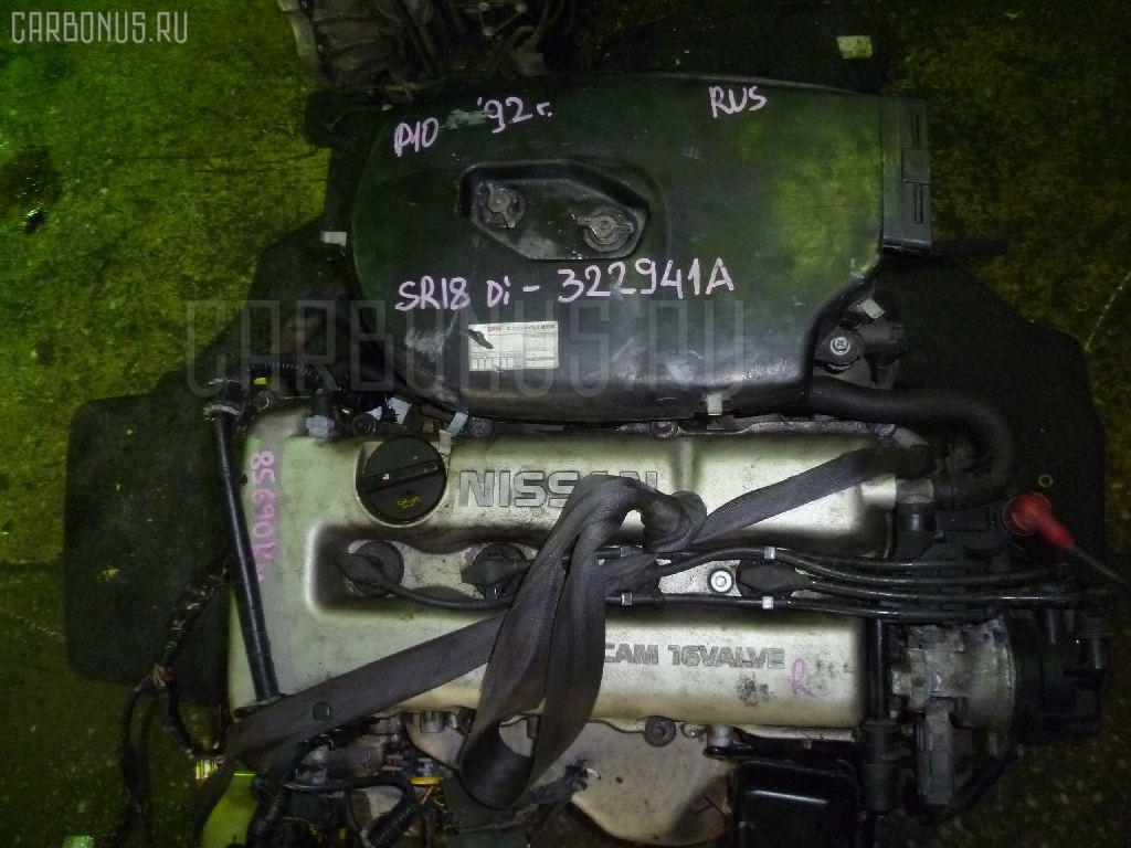 Двигатель NISSAN PRIMERA P10 SR18DI Фото 12