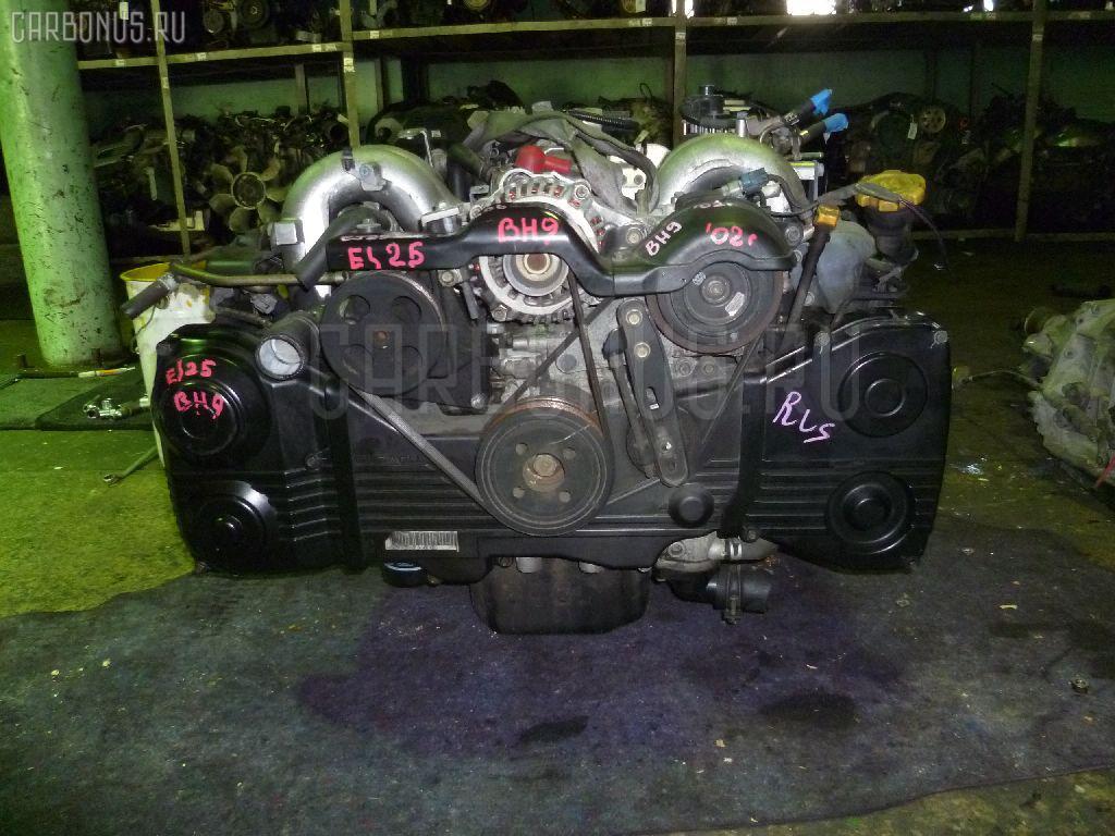 Двигатель SUBARU LEGACY WAGON BH9 EJ25. Фото 6