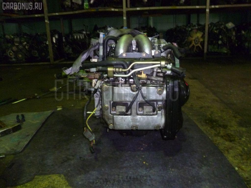 Двигатель SUBARU LEGACY WAGON BH9 EJ25. Фото 7