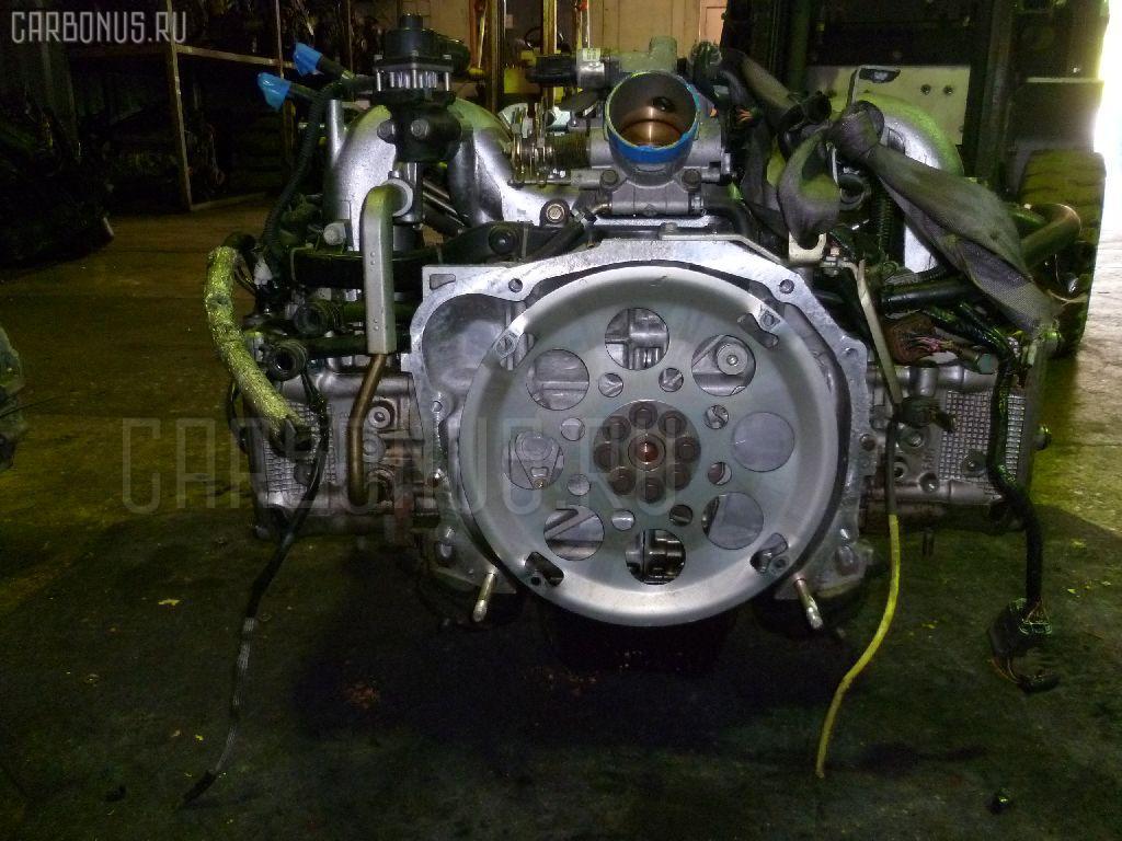 Двигатель SUBARU LEGACY WAGON BH9 EJ25. Фото 8