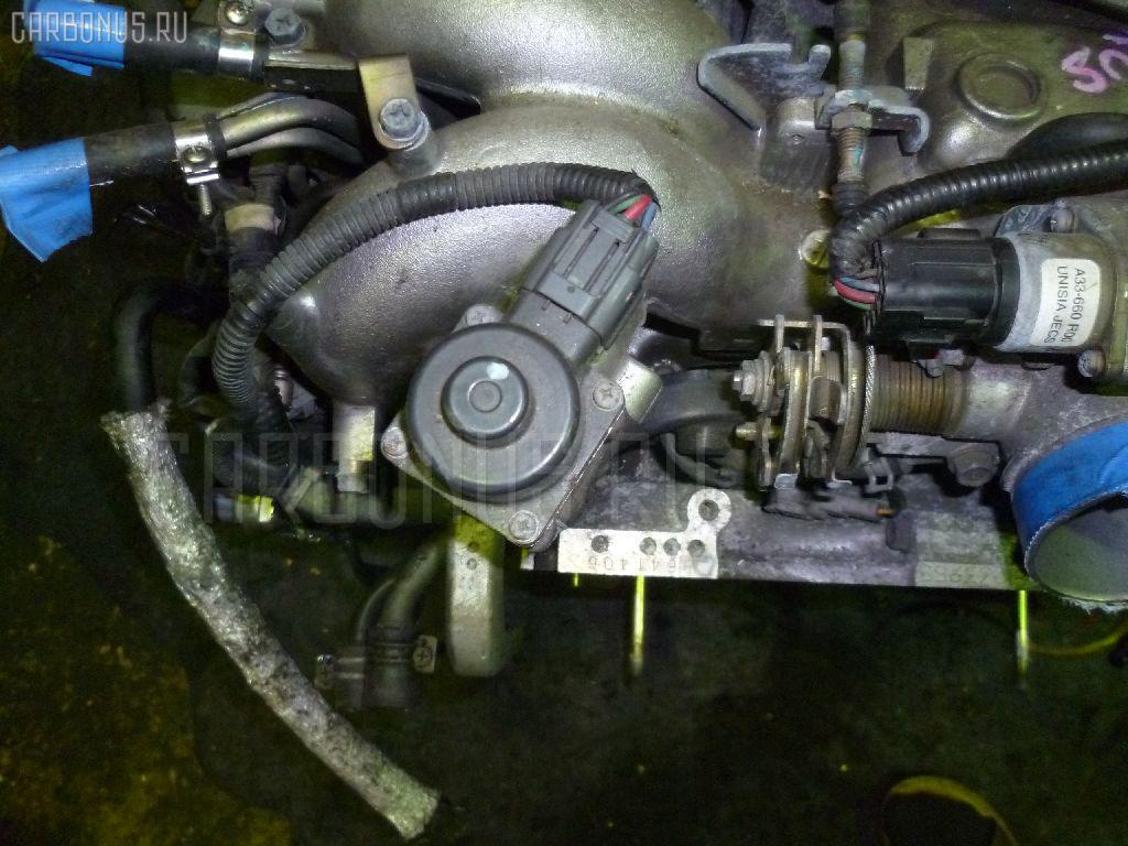 Двигатель SUBARU LEGACY WAGON BH9 EJ25. Фото 9