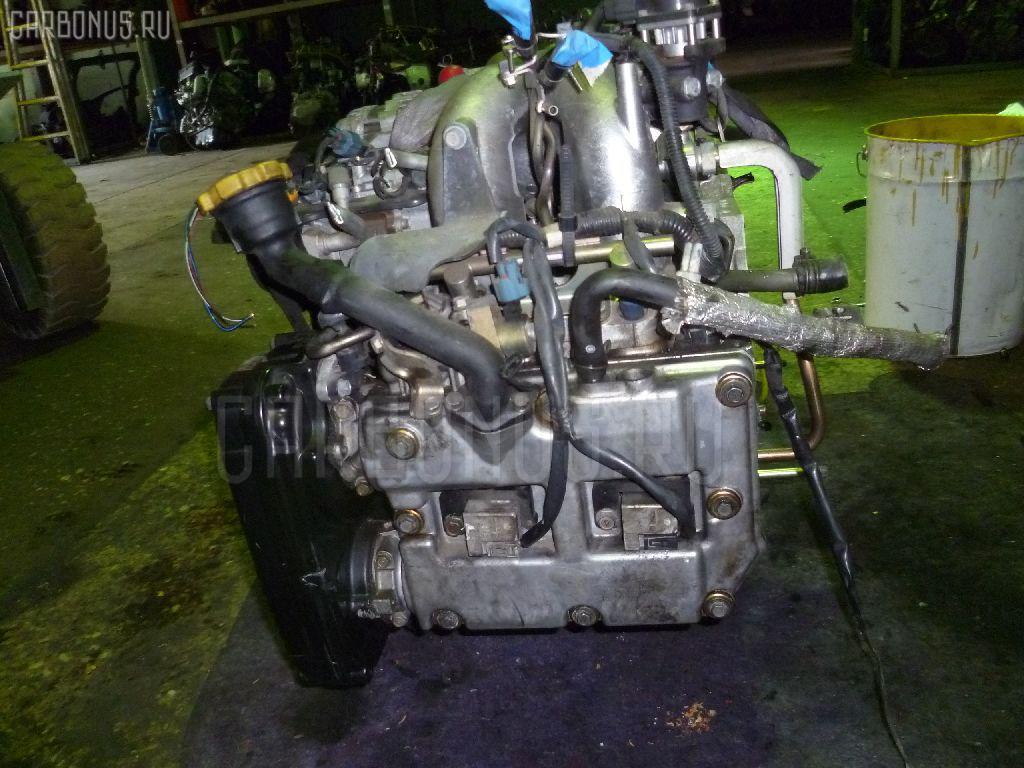 Двигатель SUBARU LEGACY WAGON BH9 EJ25. Фото 11