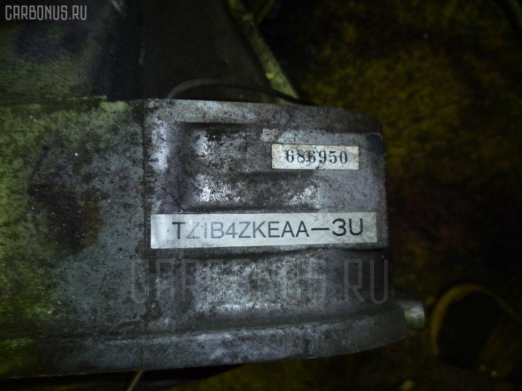 КПП автоматическая SUBARU LEGACY WAGON BH9 EJ25. Фото 3