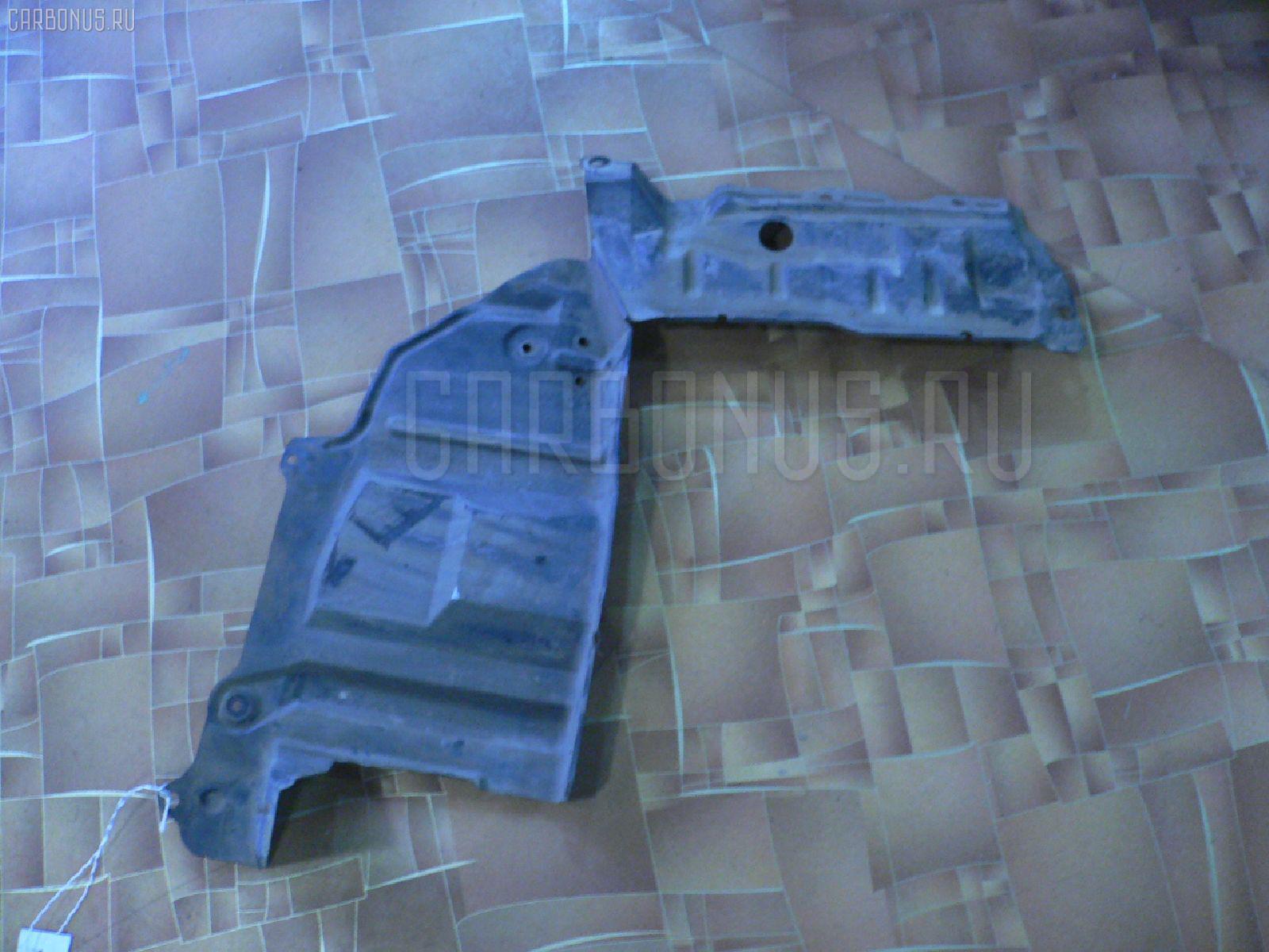 Защита двигателя NISSAN SUNNY FB15 QG15DE. Фото 8