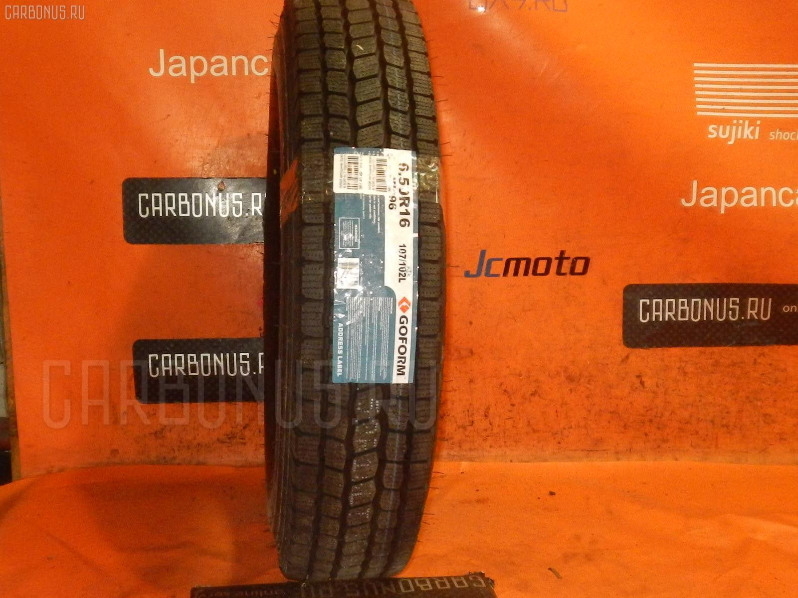 Автошина грузовая зимняя W696 6.50R16LT GOFORM Фото 2