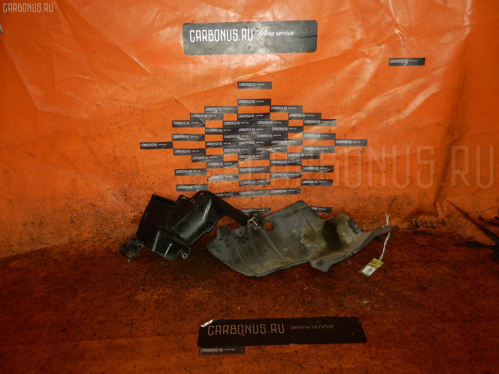 Защита двигателя HONDA INTEGRA DB6 ZC Фото 1