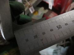 Заглушка в бампер на Nissan Cube BZ11 Фото 5