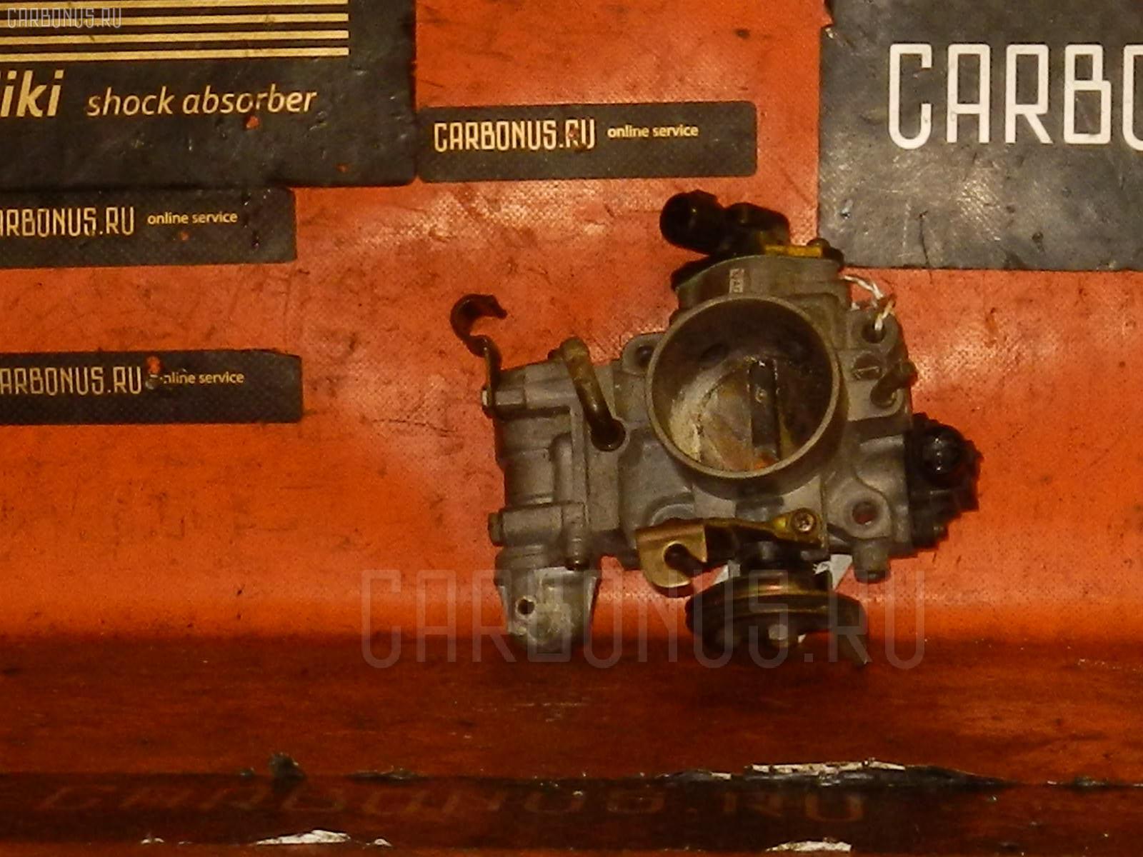 Дроссельная заслонка HONDA CR-V RD1 B20B. Фото 4