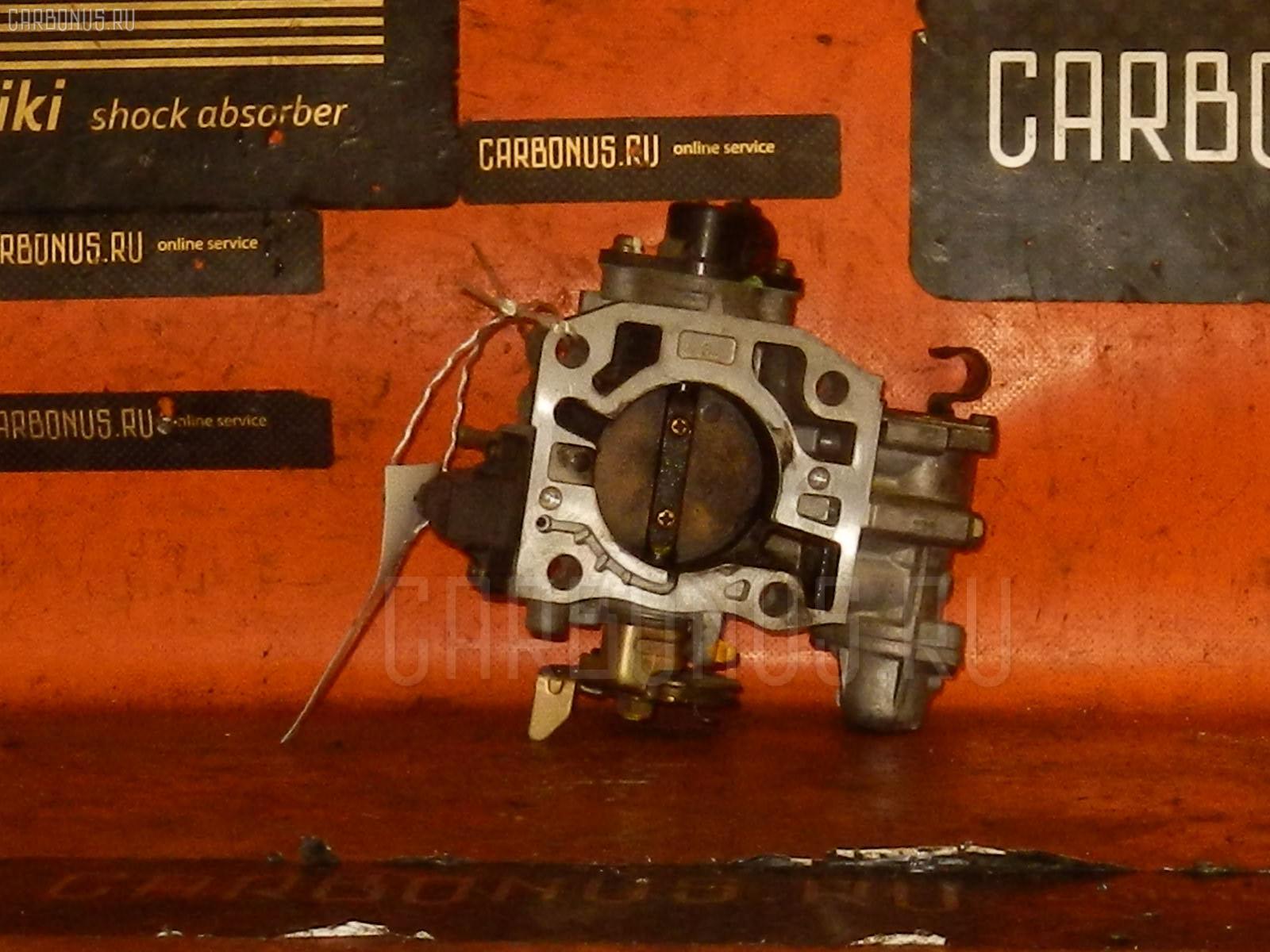 Дроссельная заслонка HONDA CR-V RD1 B20B. Фото 3