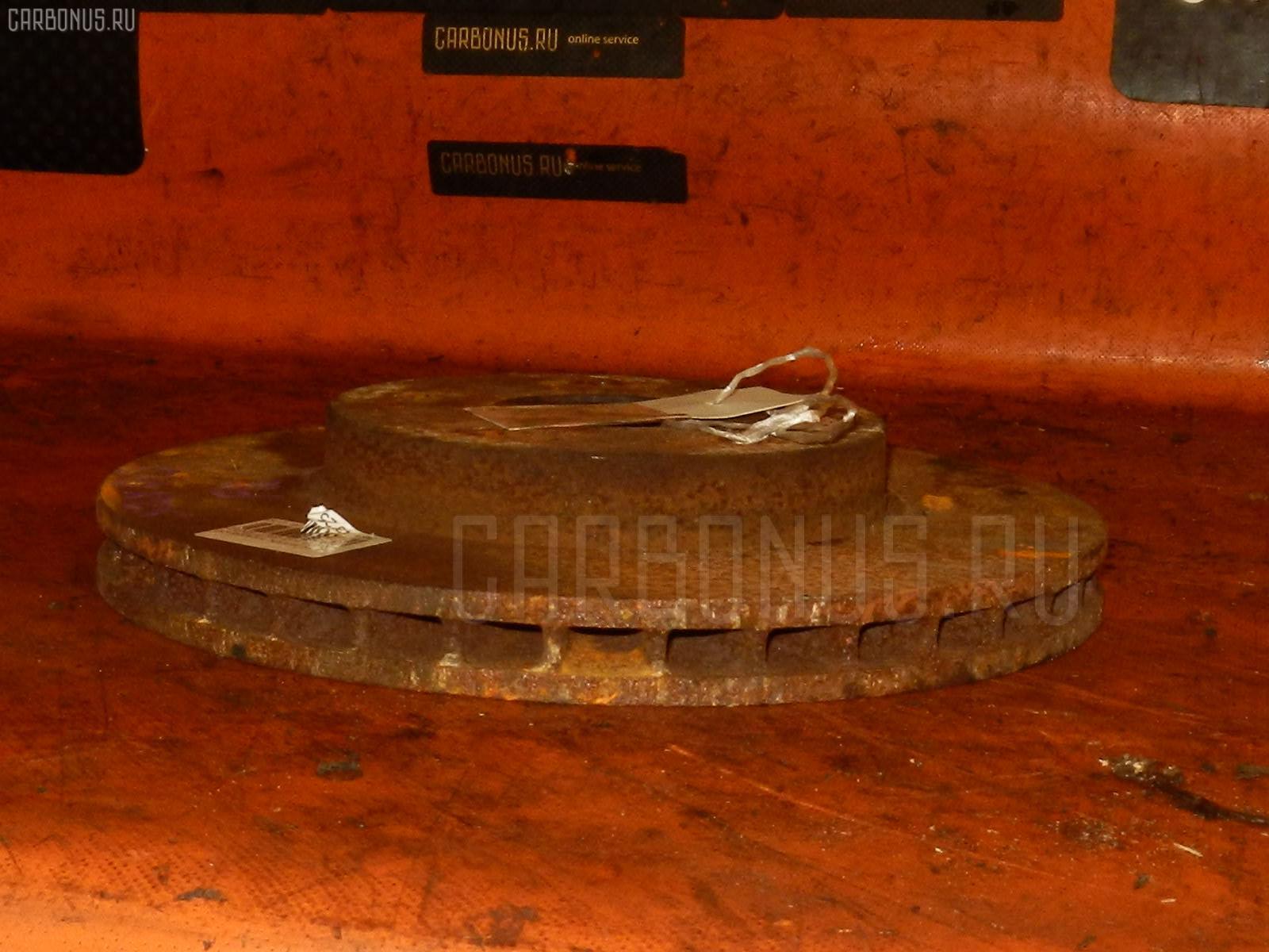 Тормозной диск TOYOTA CROWN JZS151 1JZ-GE. Фото 5