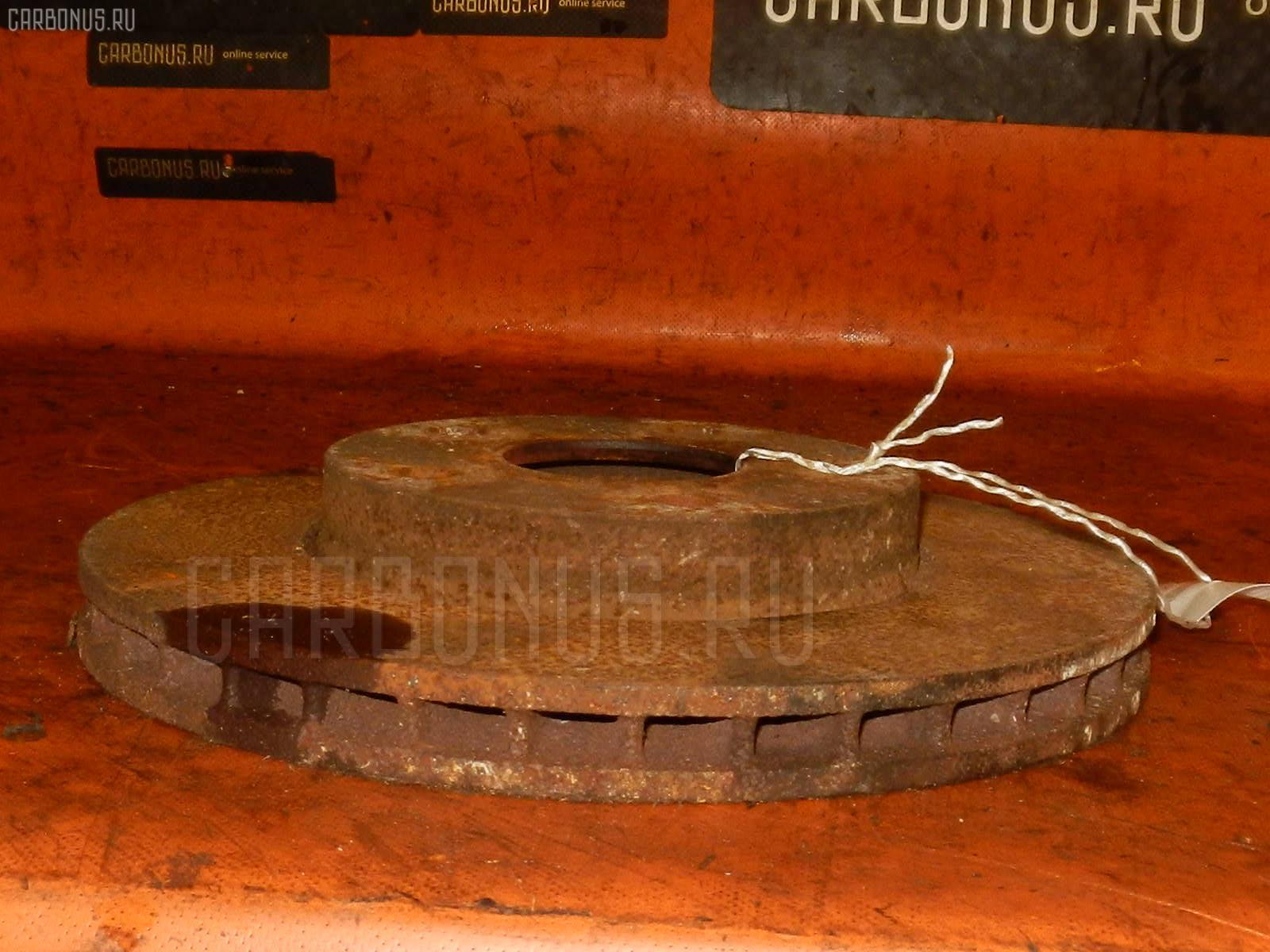 Тормозной диск TOYOTA CROWN JZS151 1JZ-GE. Фото 7