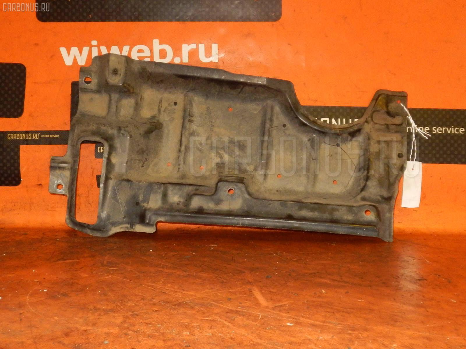 Защита двигателя TOYOTA PREMIO ZZT240 1ZZ-FE. Фото 2