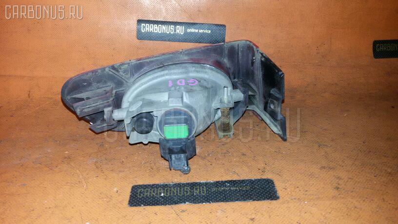 Туманка бамперная HONDA FIT GD1. Фото 2