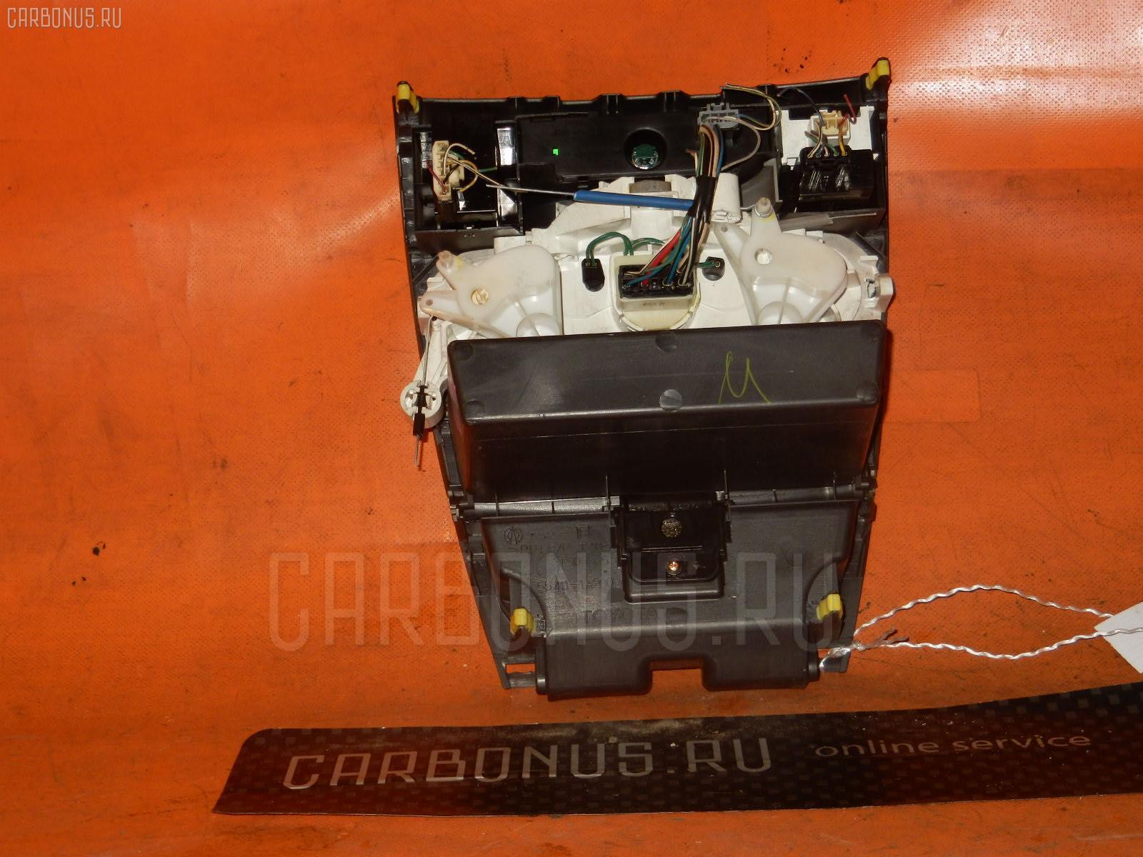 Блок управления климатконтроля Toyota Allex NZE121 1NZ-FE Фото 1