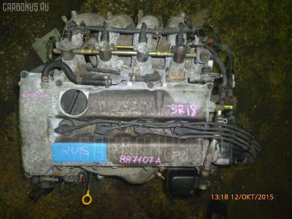 Двигатель NISSAN AVENIR W10 SR18DE Фото 15