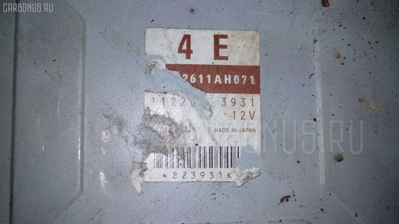 Двигатель SUBARU LEGACY B4 BEE EZ30 Фото 3