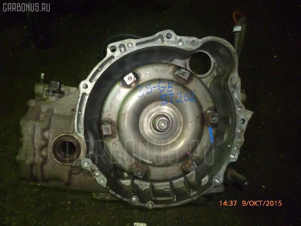 КПП автоматическая TOYOTA CELICA ST202 3S-GE. Фото 2