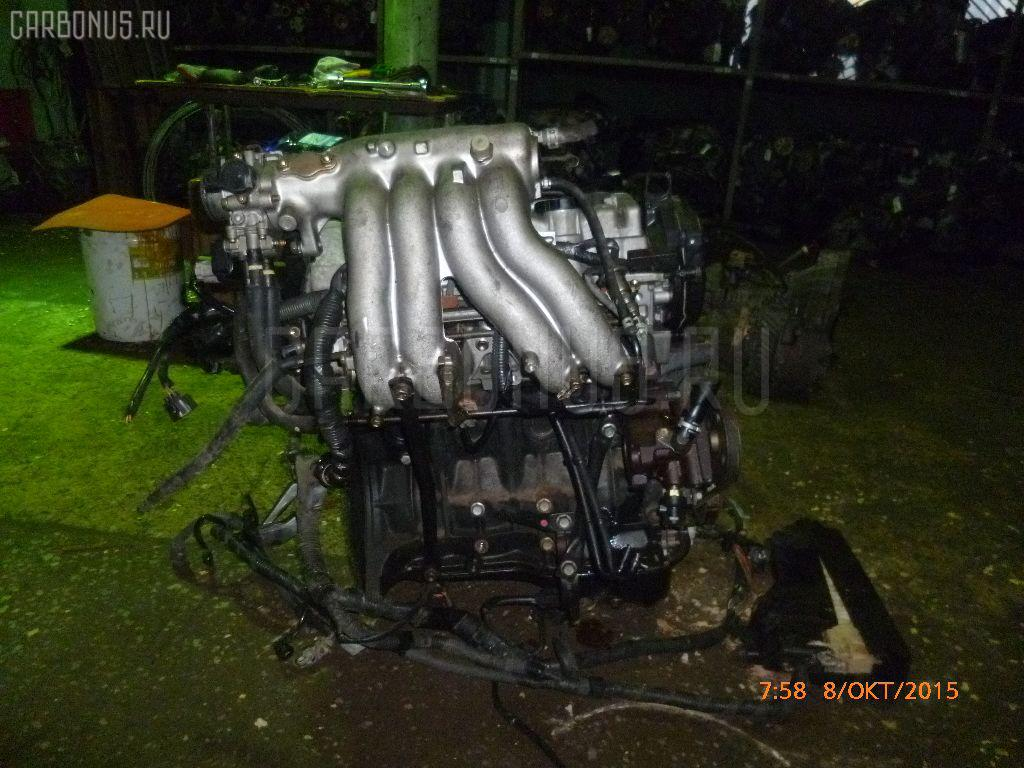 Двигатель TOYOTA CAMRY SV40 4S-FE. Фото 9