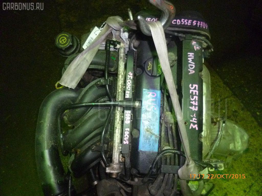 Двигатель FORD FOCUS II WF0HWD HWDA Фото 12