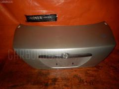 Крышка багажника Toyota Mark ii GX110 Фото 3