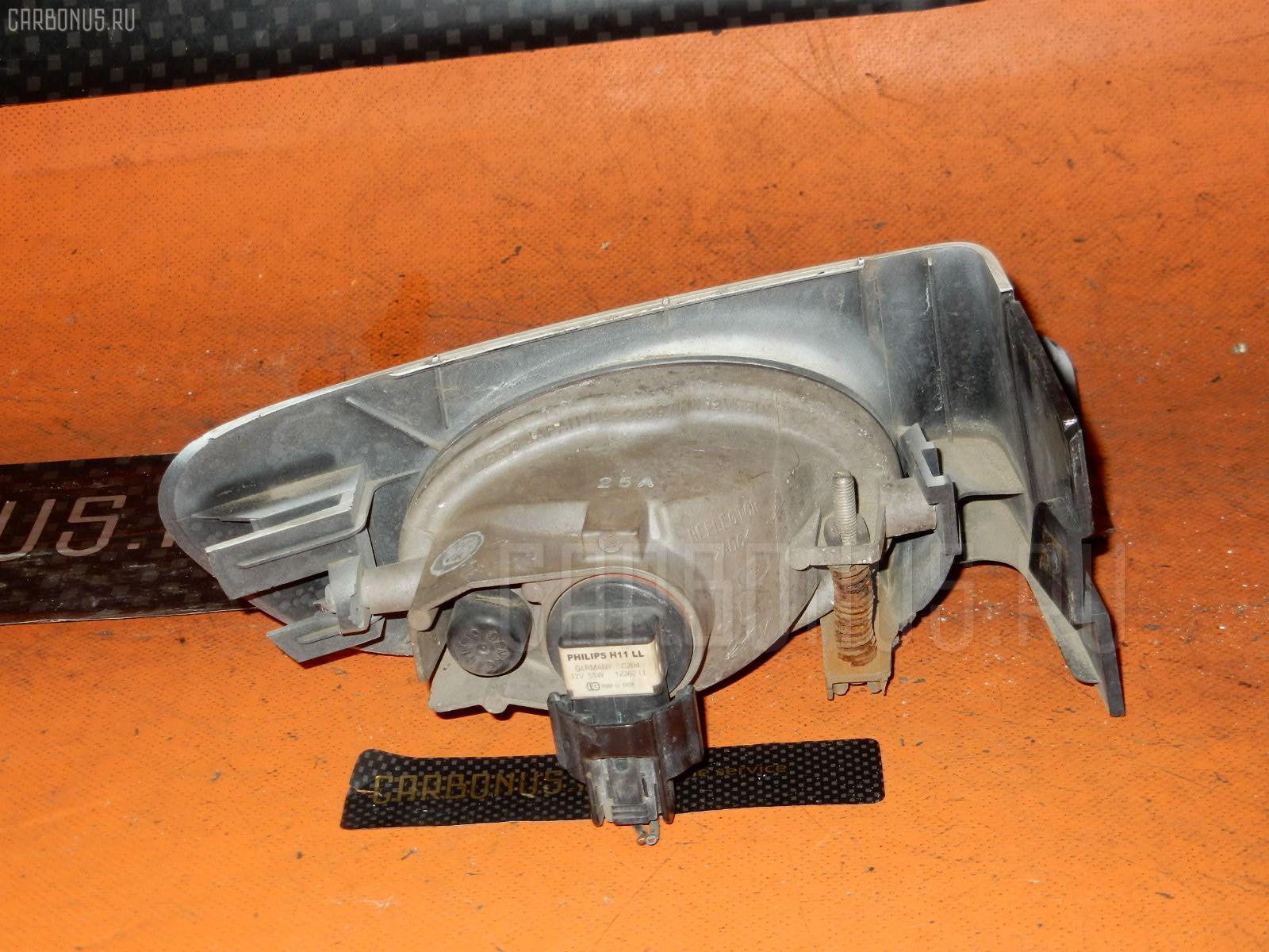 Туманка бамперная HONDA FIT GD1. Фото 7