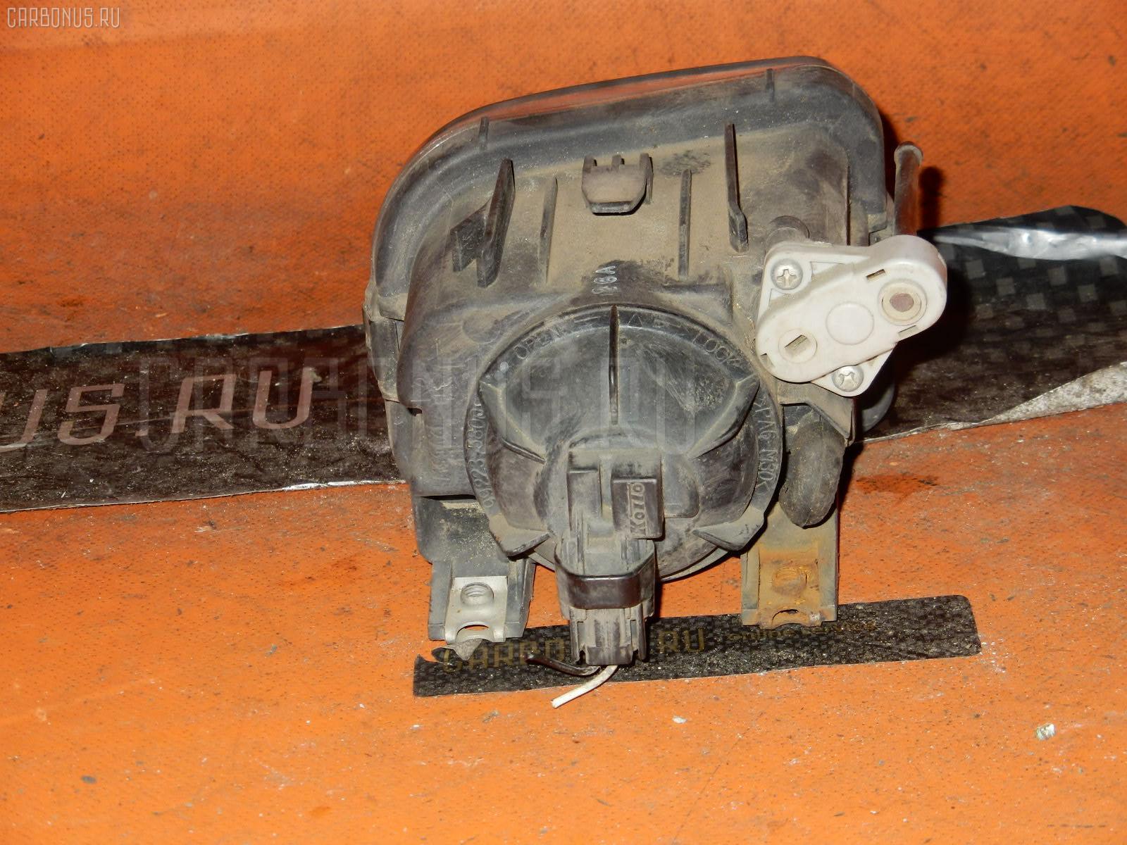 Туманка бамперная SUBARU LEGACY WAGON BH5. Фото 3