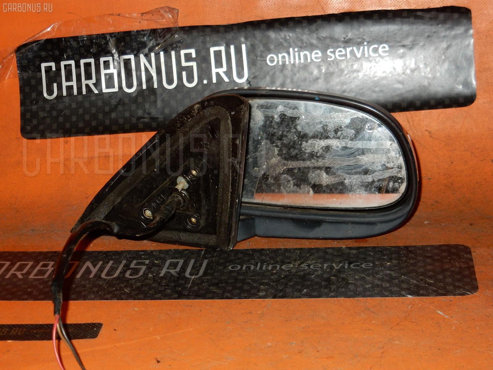 Зеркало двери боковой TOYOTA COROLLA AE104. Фото 3