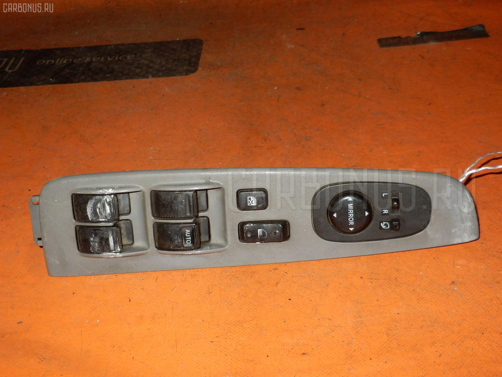 Блок упр-я стеклоподъемниками TOYOTA CAMRY SV40. Фото 2
