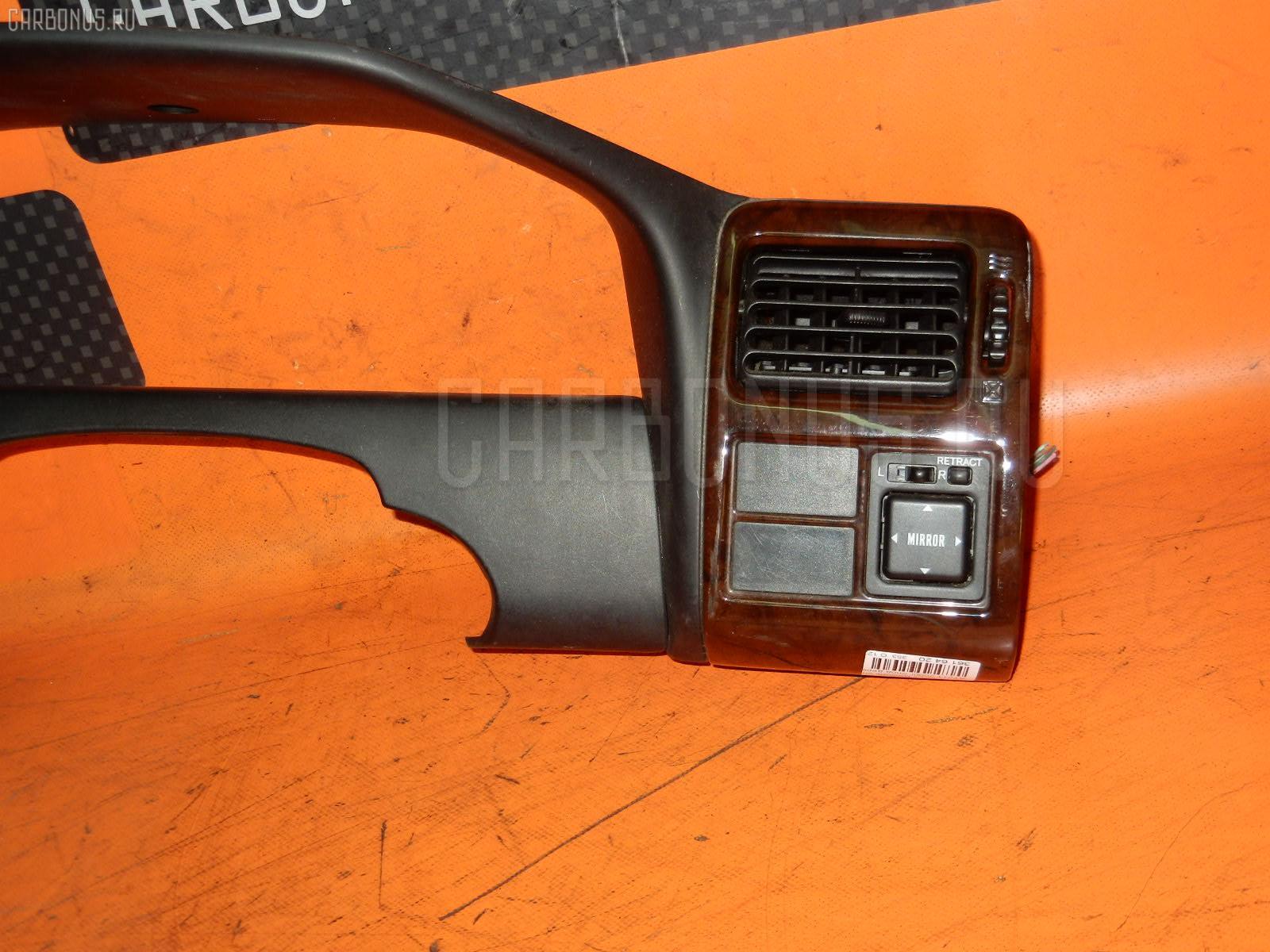 Консоль магнитофона TOYOTA CORONA PREMIO AT211. Фото 7