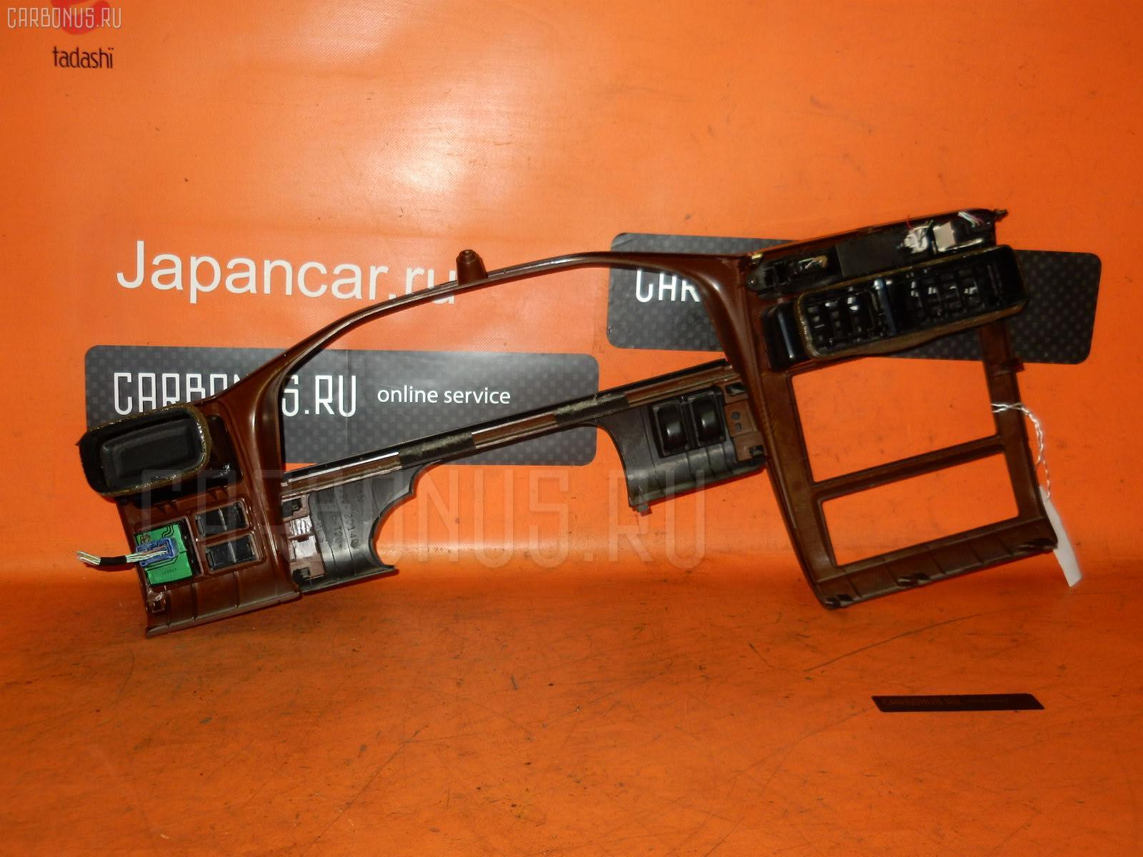 Консоль магнитофона TOYOTA CORONA PREMIO AT211. Фото 6