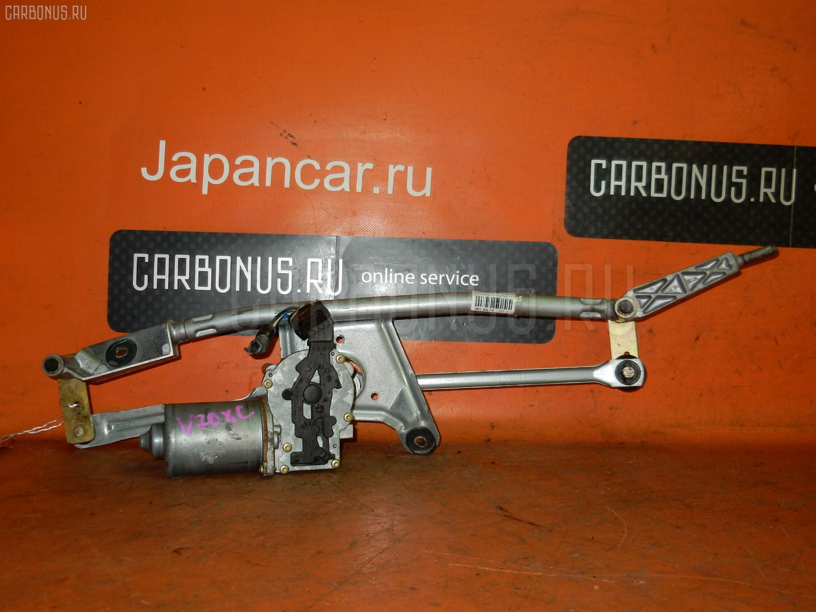 Мотор привода дворников VOLVO XC70 CROSS COUTRY SZ Фото 1