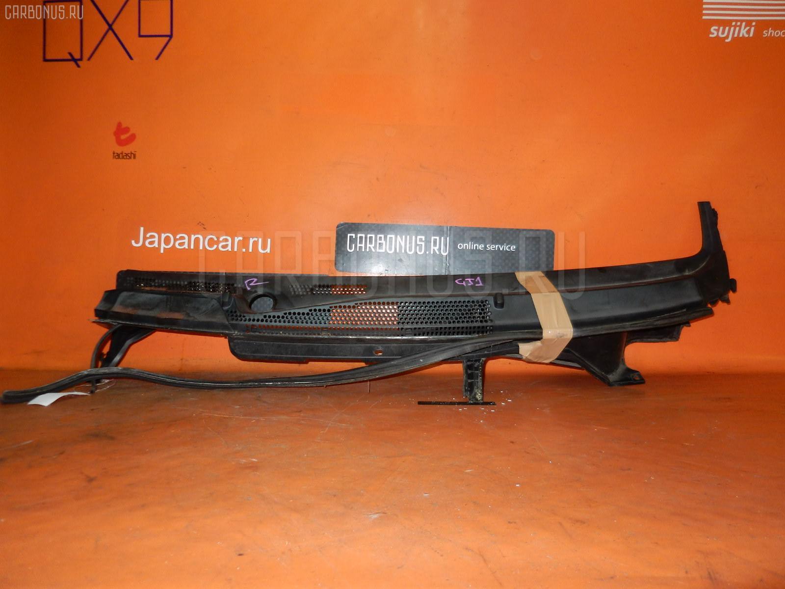 Решетка под лобовое стекло HONDA AIRWAVE GJ1. Фото 5