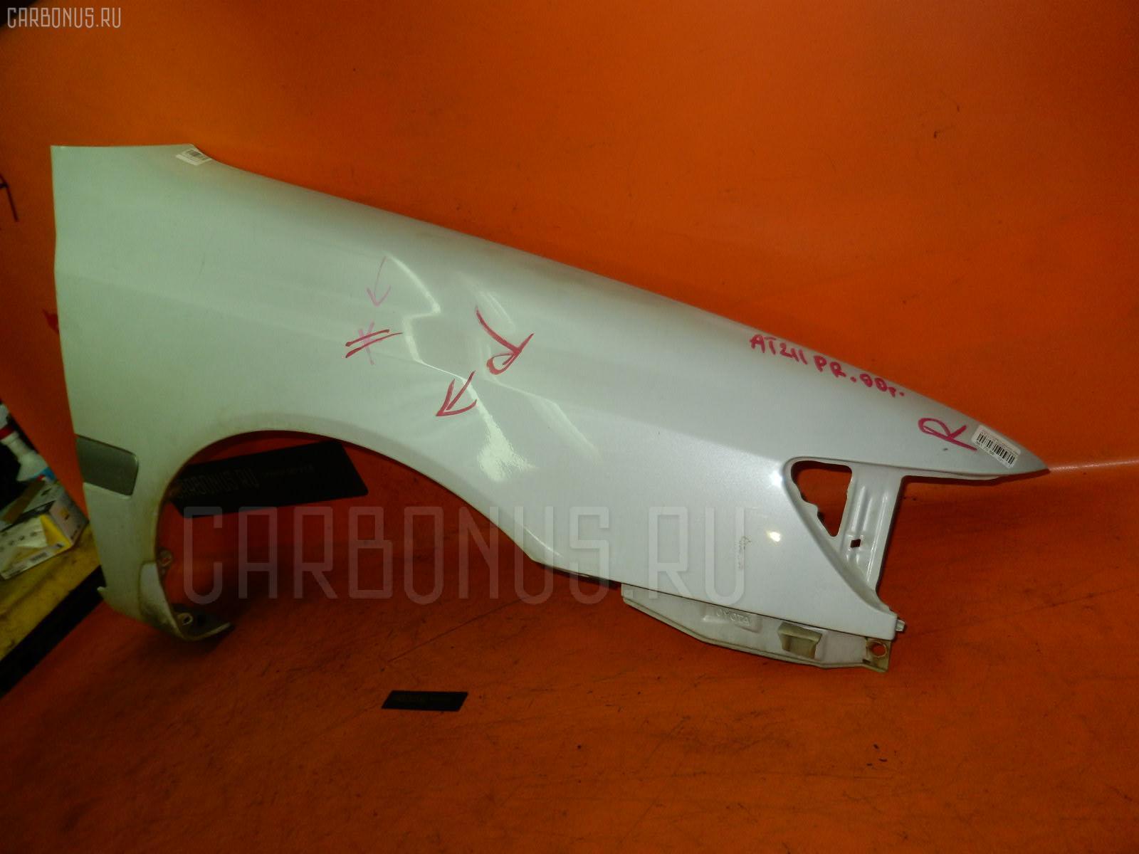 Крыло переднее TOYOTA CORONA PREMIO ST210. Фото 3