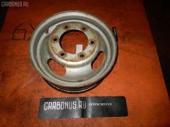 Диск штамповка грузовой R15.5lt / 6 Фото 1