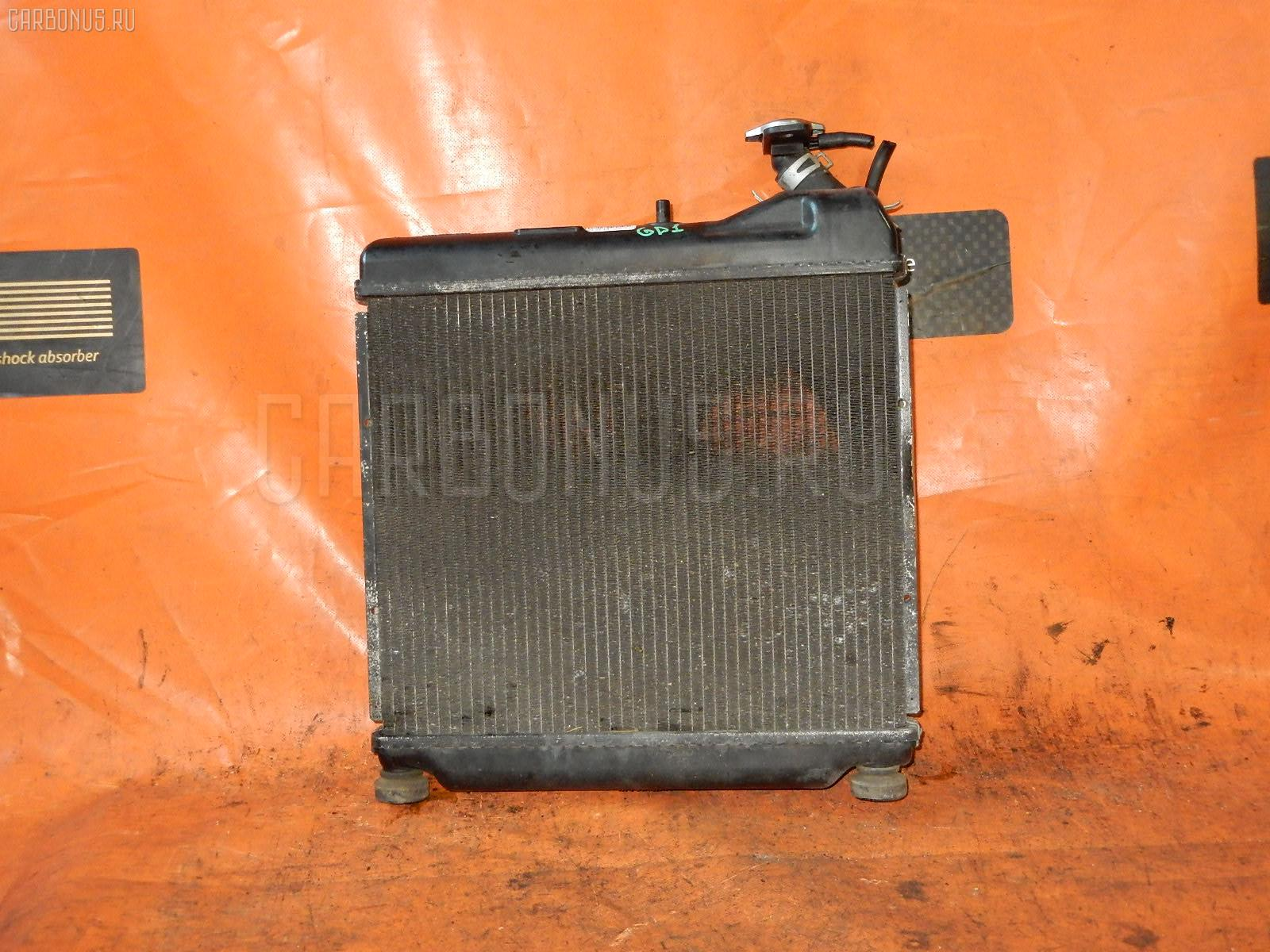 Радиатор ДВС HONDA FIT GD2 L13A. Фото 9