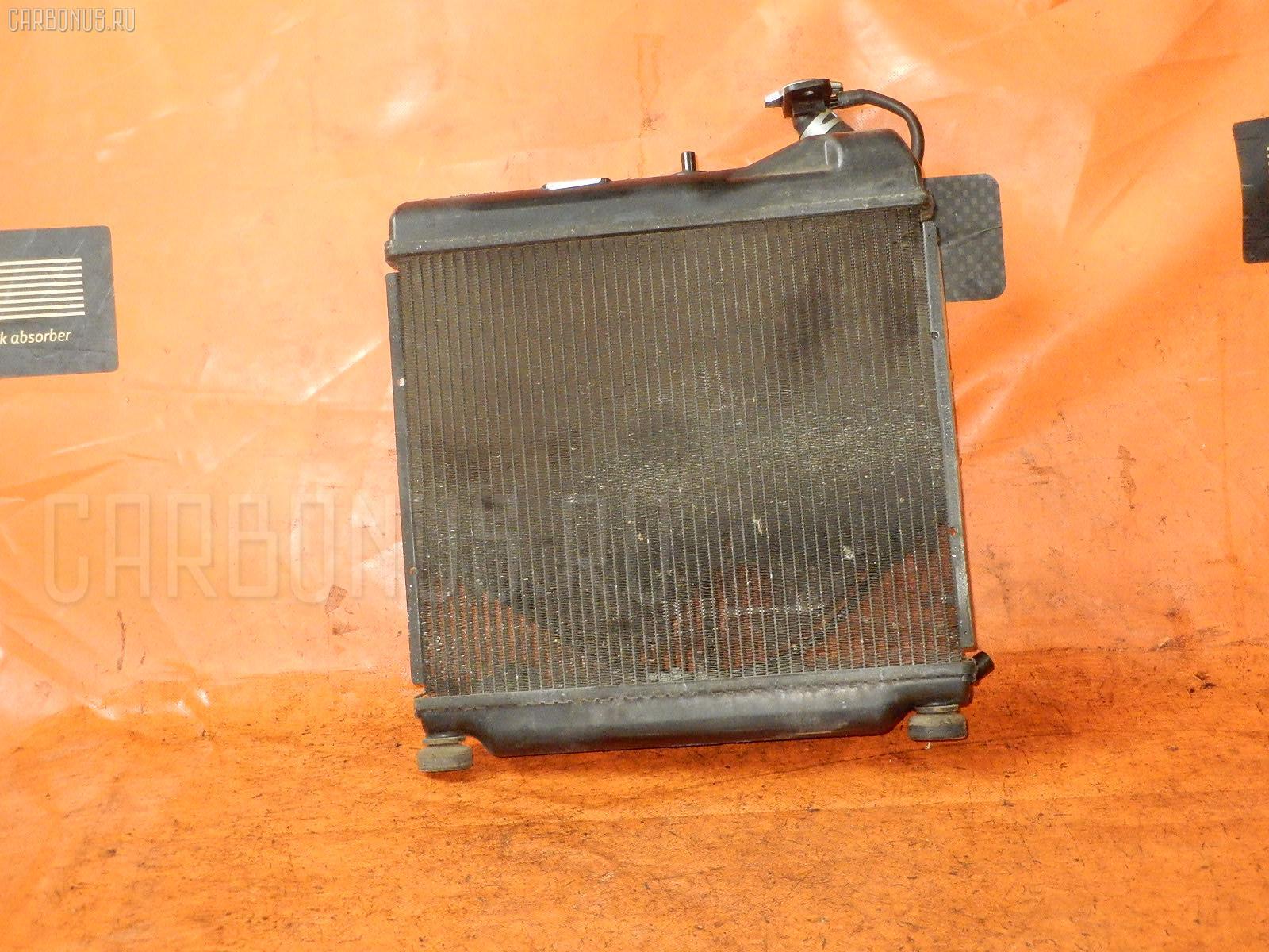Радиатор ДВС HONDA FIT GD2 L13A. Фото 10