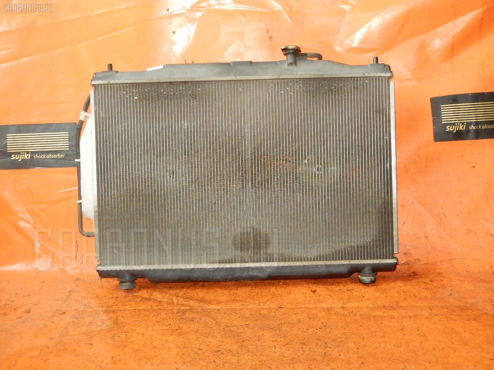 Радиатор ДВС HONDA EDIX BE1 D17A. Фото 1