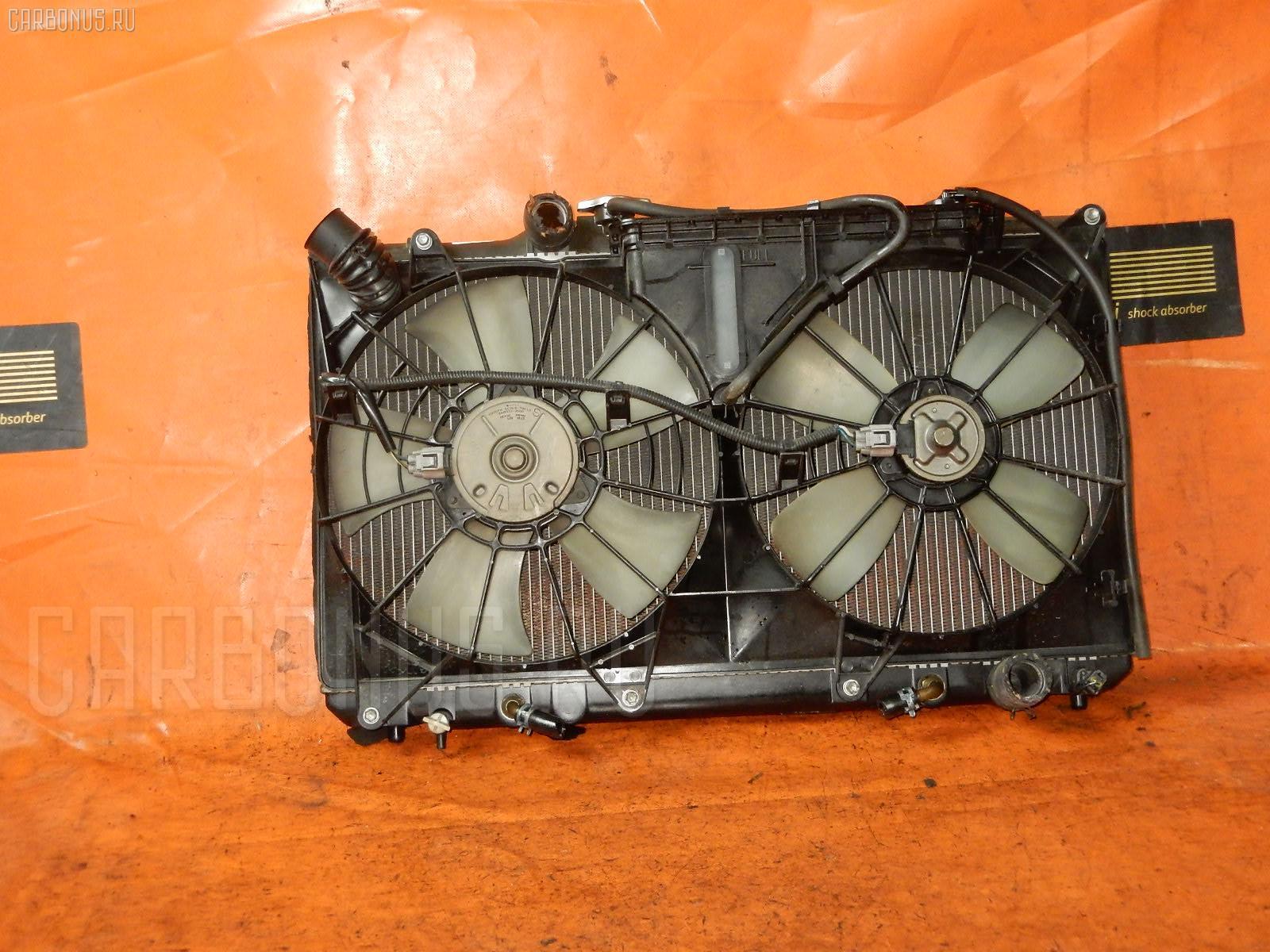 Радиатор ДВС TOYOTA ALTEZZA GXE10 1G-FE. Фото 4