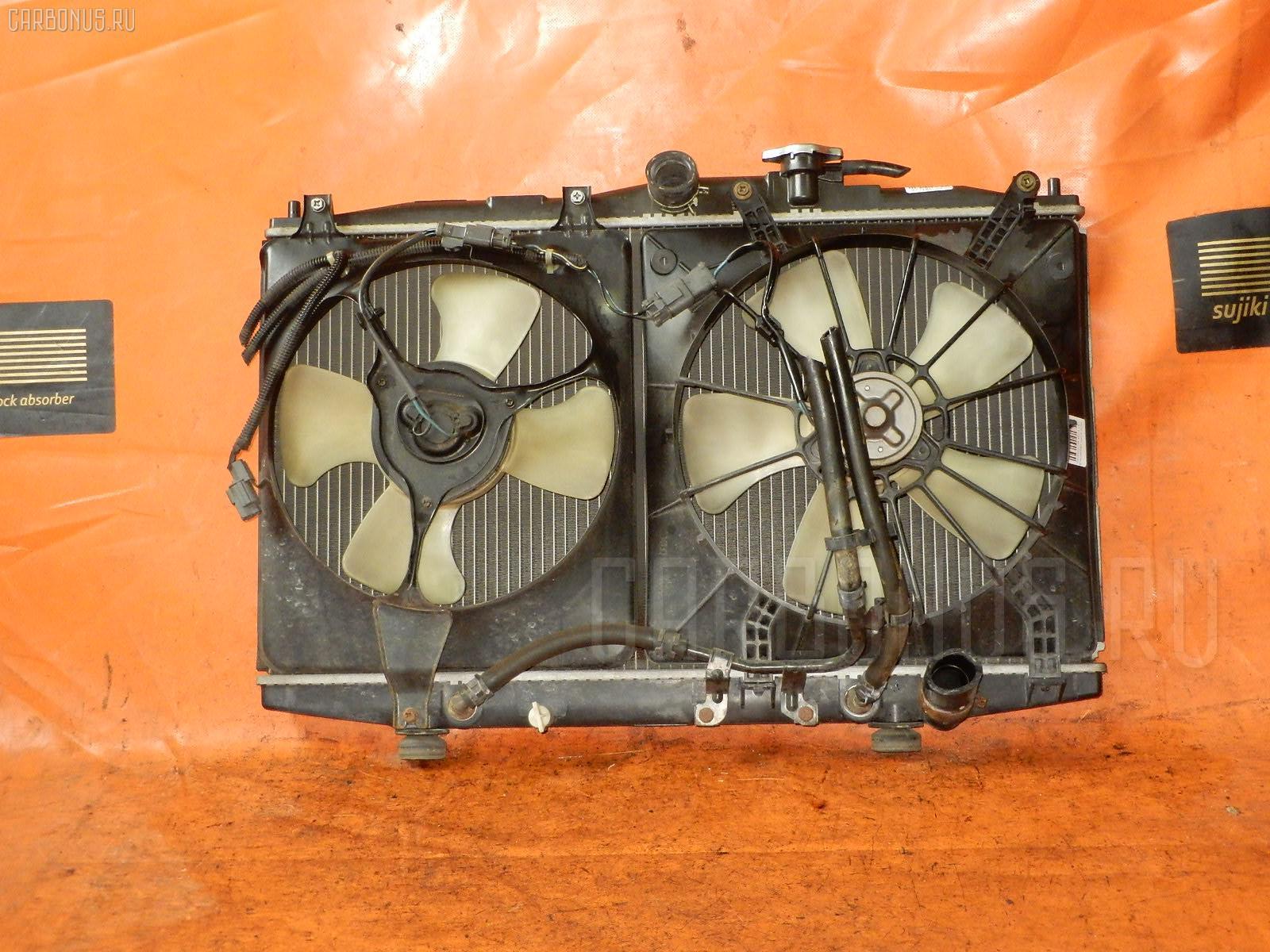 Радиатор ДВС HONDA AVANCIER TA1 F23A. Фото 9