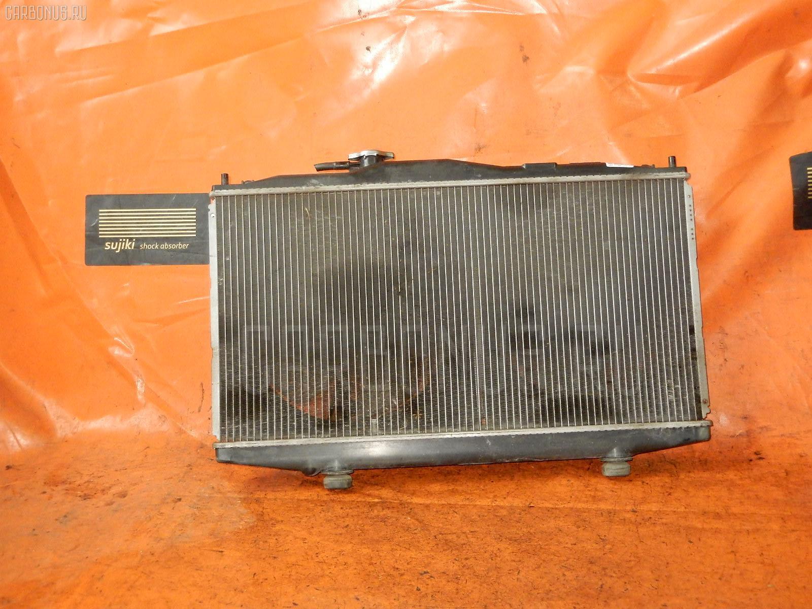 Радиатор ДВС HONDA ACCORD CF5 F20B. Фото 2