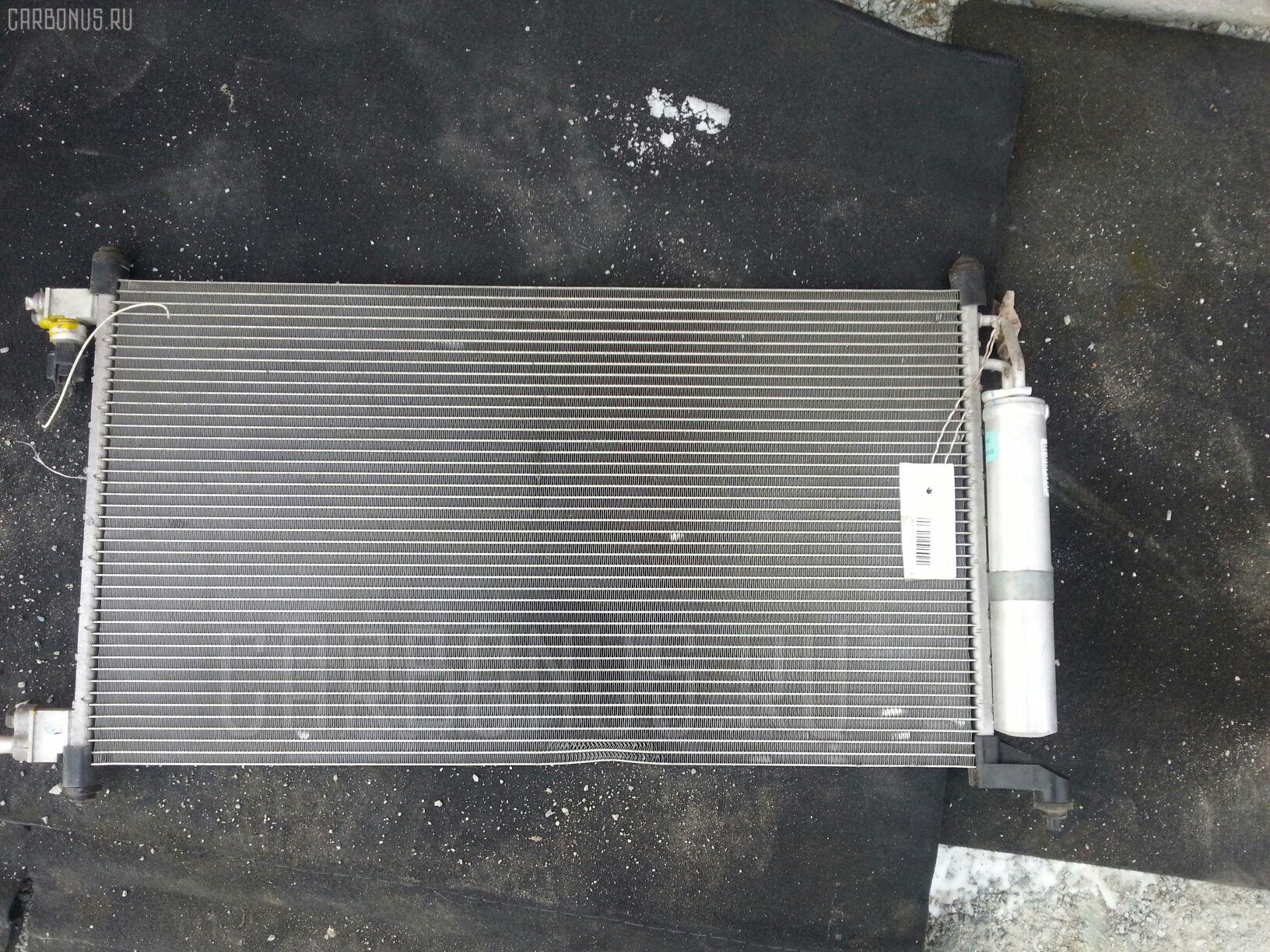 Радиатор кондиционера NISSAN NOTE E11 HR15DE Фото 1