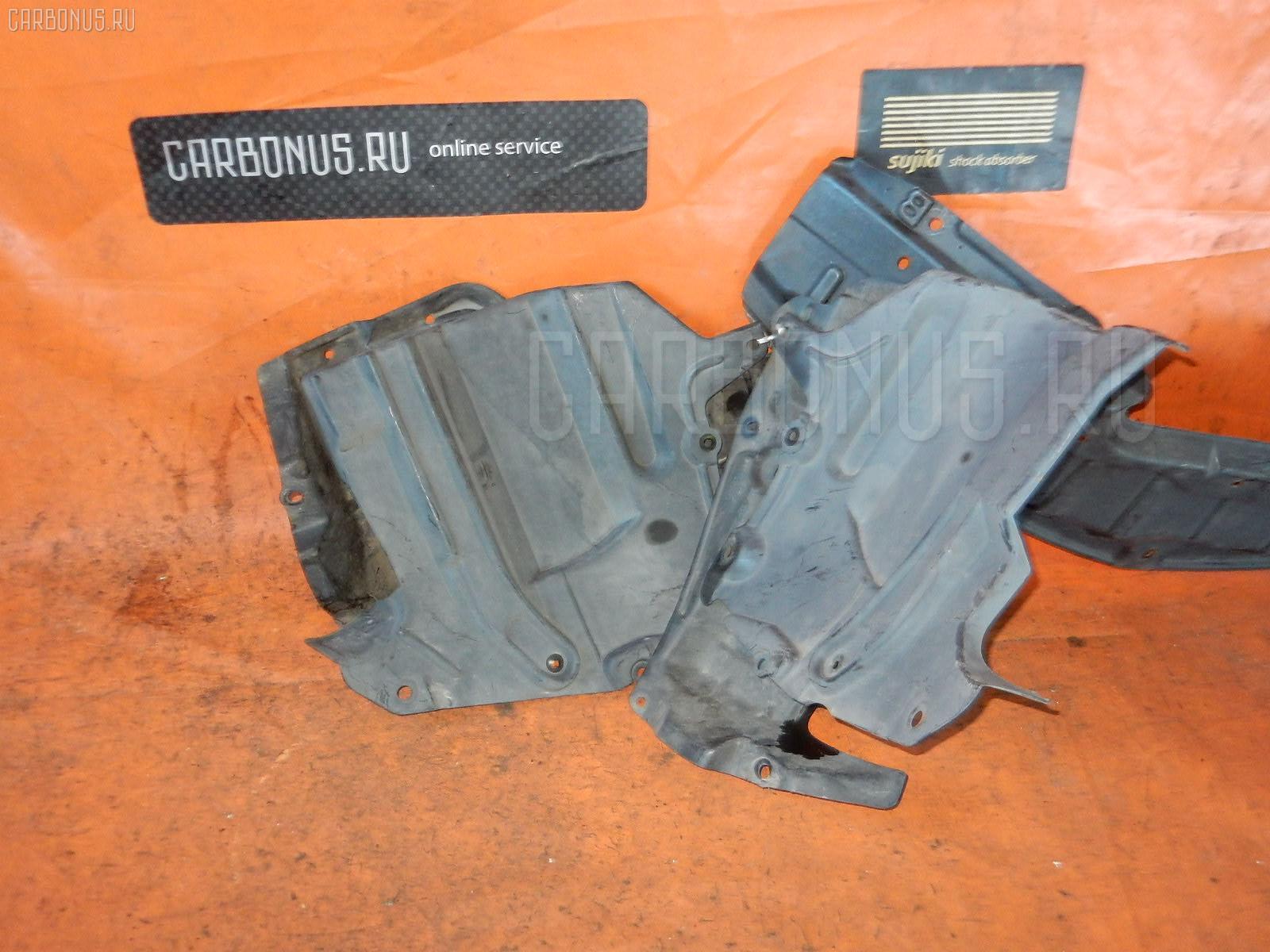 Защита двигателя NISSAN PRESAGE U30 KA24DE. Фото 4